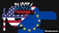 Санкции США и ЕС против России