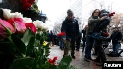 U Rusiji Dan žalosti