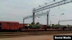 Білоруські шасі на українській залізниці