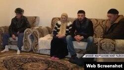 Тазуркаевы в сюжете чеченского госканала