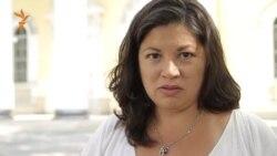 Дженифер Гаспар надеется остаться в России