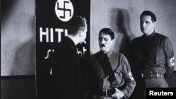 """Кадр из фильма """"Гитлер: власть террора"""""""