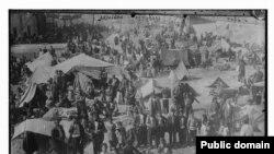 Armenske izbeglice u kampu u Siriji
