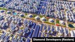 Одржлив град во Дубаи