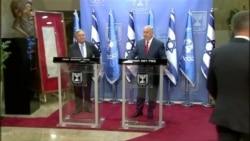 Israel's Prime Minister Benjamin NetanyahuvMeets U.N. Secretary-General Antonio Guterres,