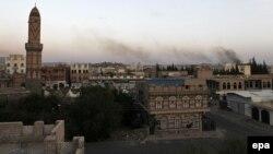 Sanaa, foto nga arkivi