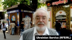 Mykhaylo Linetskyy finds his pension doesn't go as far these days.