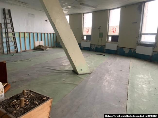 У цій кімнаті працювали кадебісти у час СРСР