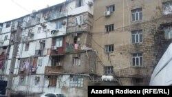 Refugees hostel, Baku, Aserbaijan, apr.2016