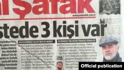 Yenı Şafak газетасидаги мақола