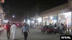 شارع باتا في السماوة