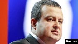 Голова Соціалістичної партії Сербії Івіца Дачич