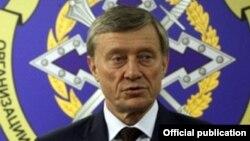 Николай Бордюжа