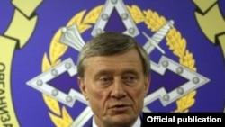 Генеральный секретарь ОДКБ Николай Бордюжа (архив)