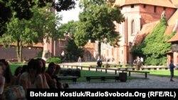 Польське містечко Мальборк