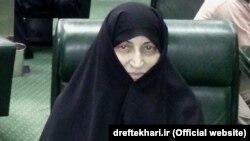 لاله افتخاری نماینده مجلس