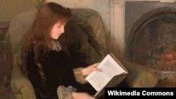 Флорэнс Фулер, «Неразлучныя» (1900)
