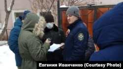 Обыски в квартире правозащитника Святослава Хроменкова в Иркутске
