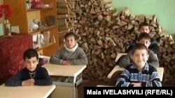 ერთ-ერთი საჯარო სკოლა ადიგენში