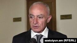 ԲՀԿ պատգամավոր Լյովա Խաչատրյան