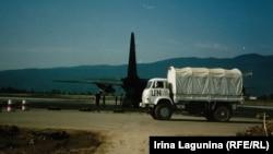 Sarajevski aerodrom, 1993.