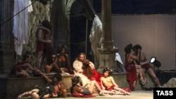 """Опера """"Тангейзер"""" в Новосибирском государственном театре оперы и балета"""