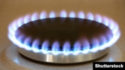 Generic -- ©Shutterstock flames of gas stove