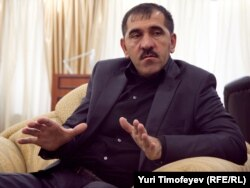 Ingush President Yunus-Bek Yevkurov