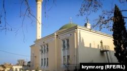 Мечеть «Акъяр Джами» в Севастополе