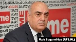 Вахтанг Колбая намерен подать судебный иск против президента Грузии, обвинившего его в коллаборационизме