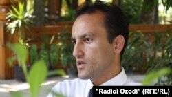 """Ризо Атоӣ, масъули ширкати """"Гулкадаи Ситораи Беназир"""""""
