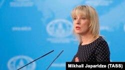 Zëdhënësja e Ministrisë së Jashtme ruse, Maria Zakharova.