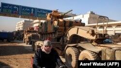Останніми тижнями війська президента Сирії Башара Асада за підтримки Росії влаштували руйнівний для повстанців наступ