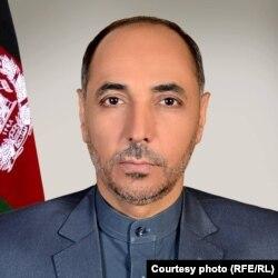 غلام فاروق مجروح٬ عضو هییت گفتگو کننده حکومت افغانستان