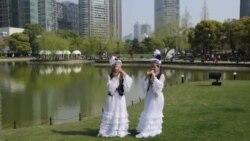 Курултай кыргызов в Шанхае