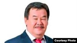 Эркин Тентишев.