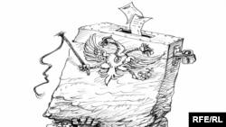"""Карикатура Михаила Златковского """"Все на!"""""""