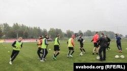 "Футбольны клюб ""Крумкачы"""