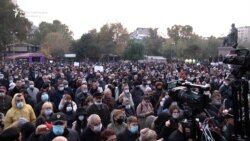 Protests Demanding Prime Minister's Resignation Continue In Armenia