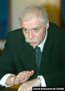 Бадри Патаркацишвили (1955–2008). Отравлен?