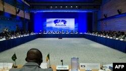На саммите США-Африка