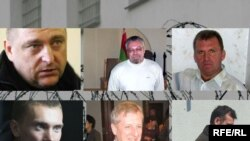 Political prisoners in Belarusian jails