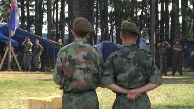 Serbian Police Close Paramilitary Youth Camp Run By Ultranationalists, Russian Group