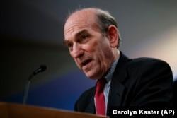 U.S. Special Representative for Venezuela Elliott Abrams