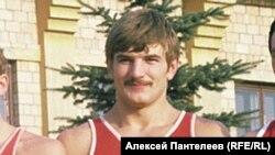 Иван в составе сборной СССР