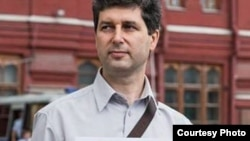 Російський громадський активіст Марк Гальперін
