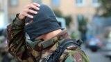 Orsýetiň Federal howpsuzlyk býurosynyň - FSB-niň ofiseri
