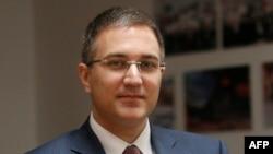 Içeri işler ministri Nebojsa Stefanowiç