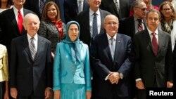 شخصيات عالمية حضرت المؤتمر