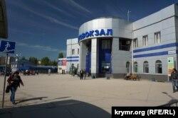 Центральний автовокзал Сімферополя
